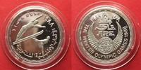 1988 Ägypten EGYPT 5 Pounds 1988 AH 1408 OLYMPICS CALGARY silver Proof... 85.80 £ 99,99 EUR  +  4.29 £ shipping