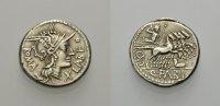 AR Denar 124 v. Chr.  RÖMISCHE REPUBLIK Q. FABIUS LABEO Gutes sehr schö... 142.19 £ 170,00 EUR  +  6.69 £ shipping