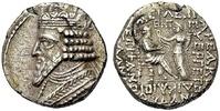 Silber-Billon Tetradrachmon 40-51 GRIECHISCHE MÜNZEN PARTHIEN: GOTARZES... 152.83 £ 180,00 EUR  +  6.79 £ shipping