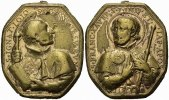 Bronzemedaille 18. Jh. Jesuiten Religiöse Medaille Schön-sehr schön  55.19 £ 65,00 EUR  +  6.79 £ shipping