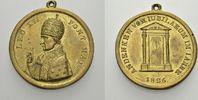 Bronzemedaille 1826 ITALIEN: VATIKAN LEO XII Vorzüglich  58.55 £ 70,00 EUR  +  6.69 £ shipping