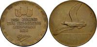 Bronzemedaille 1929 ZÜRICH Zufrieren des Sees. Vorzüglich  15.73 £ 20,00 EUR