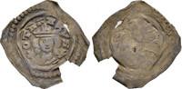 Pfennig 1260-1276 STEIERMARK OTTOKAR II. VON BÖHMEN Riss, sehr schön  141.55 £ 180,00 EUR