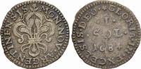 1 Sol 1684 STRASSBURG FRANZÖSISCHE PRÄGUNG NACH DER ANNEKTION Sehr schö... 141.55 £ 180,00 EUR