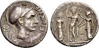 AR Denar 112-111 v. Chr. RÖMISCHE REPUBLIK CN. BLASIO Gutes sehr schön  195.56 £ 250,00 EUR  +  6.26 £ shipping