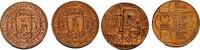 Kupfermedaillen 1993, 1996 SCHWEIZ BASLER MEDAILLEN Prägefrisch  15.65 £ 20,00 EUR  +  6.26 £ shipping