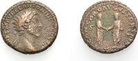 As ca. 161-162 ROM, KAISERZEIT MARCUS AURELIUS (MIT LUCIUS VERUS) Schön  31.29 £ 40,00 EUR  +  6.26 £ shipping