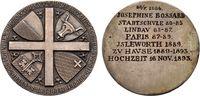 Medaille 1893 SCHWEIZ Hochzeit Vorzüglich  78.23 £ 100,00 EUR  +  6.26 £ shipping