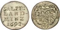 Batzen 1692 SALZBURG JOHANN ERNST VON THUN UND HOHENSTEIN Vorzüglich  39.11 £ 50,00 EUR  +  6.26 £ shipping
