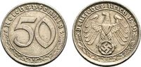 50 Pfennig 1939 E III. Reich  Sehr schön  33.36 £ 40,00 EUR  +  6.67 £ shipping