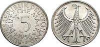 5 DM 1956 J BRD  Vorzüglich-Stempelglanz  41.70 £ 50,00 EUR  +  6.67 £ shipping