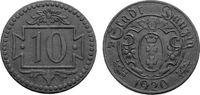 10 Pfennig 1920 DANZIG  Sehr schön  50.04 £ 60,00 EUR  +  6.67 £ shipping