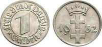 Gulden 1932 DANZIG  Vorzüglich  62.55 £ 75,00 EUR  +  6.67 £ shipping