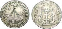 2 Gulden 1932 DANZIG  Sehr schön  291.92 £ 350,00 EUR  +  6.67 £ shipping