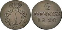 2 Pfennig 1810 PREUSSEN  Sehr schön  20.85 £ 25,00 EUR  +  6.67 £ shipping