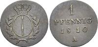 Pfennig 1810 PREUSSEN  Sehr schön  16.68 £ 20,00 EUR  +  6.67 £ shipping