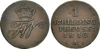 Schilling 1810 PREUSSEN für Ost- und Westpreußen Sehr schön  16.68 £ 20,00 EUR  +  6.67 £ shipping