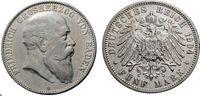 5 Mark 1904 BADEN  Sehr schön  41.81 £ 50,00 EUR  +  6.69 £ shipping