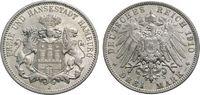 3 Mark 1910 HAMBURG  Sehr schön  16.68 £ 20,00 EUR  +  6.67 £ shipping
