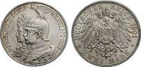 2 Mark 1901 PREUSSEN 200-Jahrfeier des Königreiches Vorzüglich-Stempelg... 25.09 £ 30,00 EUR  +  6.69 £ shipping