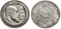 3 Mark 1911 WÜRTTEMBERG Silberhochzeit Vorzüglich  33.36 £ 40,00 EUR  +  6.67 £ shipping