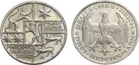 3 Mark 1927 A WEIMARER REPUBLIK Universität Marburg Vorzüglich  100.09 £ 120,00 EUR  +  6.67 £ shipping