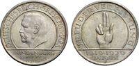 3 Mark 1929 F WEIMARER REPUBLIK Verfassung Vorzüglich  41.70 £ 50,00 EUR  +  6.67 £ shipping