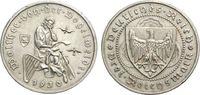 3 Mark 1930 F WEIMARER REPUBLIK Walther von der Vogelweide Vorzüglich  66.72 £ 80,00 EUR  +  6.67 £ shipping