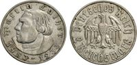 2 Mark 1933 E DRITTES REICH Luther Sehr schön  29.27 £ 35,00 EUR  +  6.69 £ shipping