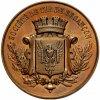 Bronzemedaille o. J. Besançon Schützenmedaille. Vorzüglich-Stempelglanz... 42.45 £ 50,00 EUR  +  6.79 £ shipping