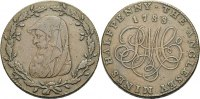 Cu Halfpenny 1788 BRITISCHE TRADE TOKEN WALES, ANGLESEY: PARYS MINE COM... 32.64 £ 40,00 EUR  +  6.53 £ shipping