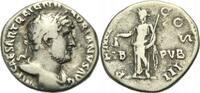 Denar 119-122 ROM, KAISERZEIT HADRIANUS Knapp sehr schön  65.27 £ 80,00 EUR  +  6.53 £ shipping