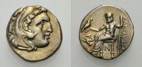 AR Drachme 336-323 v. Chr. KÖNIGE VON MAKEDONIEN ALEXANDER III. DER GRO... 155.03 £ 190,00 EUR  +  6.53 £ shipping