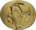 Bronzemedaille 1990 H. K. BURGEFF Deutsche Medaillengesellschaft Vorzüg... 65.27 £ 80,00 EUR  +  6.53 £ shipping