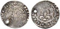 Pfennig 1247-1277 PADERBORN SIMON I. ZUR LIPPE Loch, Riss, sehr schön  106.07 £ 130,00 EUR  +  6.53 £ shipping