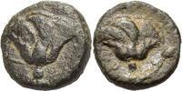 AE Kleinbronze 3. Jh. v. Chr.  INSELN VOR KARIEN RHODOS Sehr schön  53.04 £ 65,00 EUR  +  6.53 £ shipping