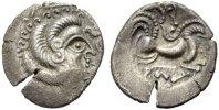 Stater, Billon um 50 v. Chr.  KELTISCHE MÜNZEN FRANKREICH: CORIOSOLITES... 313.66 £ 375,00 EUR  +  6.69 £ shipping