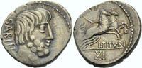 Denar 89 v. Chr. RÖMISCHE REPUBLIK, L. Titurius Sabinus, 89 v. Chr. Seh... 83.64 £ 100,00 EUR  +  6.69 £ shipping