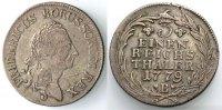 1/3 Reichstaler 1779 PREUSSEN Breslau, Schlesien Sehr schön  67.93 £ 80,00 EUR  +  6.79 £ shipping