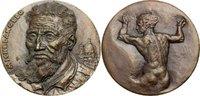 Bronzemedaille 1987 Michelangelo (von Ernst Schomer) Gussfrisch  66.91 £ 80,00 EUR  +  6.69 £ shipping