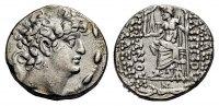 Tetradrachmon 93-83 v. Chr. KÖNIGREICH DER SELEUKIDEN PHILIPPOS I. PHIL... 146.87 £ 180,00 EUR  +  6.53 £ shipping