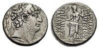 Tetradrachmon 93-83 v. Chr.  KÖNIGREICH DER SELEUKIDEN PHILIPPOS I. PHI... 150.56 £ 180,00 EUR  +  6.69 £ shipping