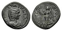 AE Bronze 193-217 GRIECHISCHE MÜNZEN UNTER ROM MAKEDONIEN, STOBI: JULIA... 97.91 £ 120,00 EUR  +  6.53 £ shipping