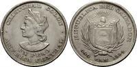 Peso 1894 EL SALVADOR  Sehr schön  61.20 £ 75,00 EUR  +  6.53 £ shipping