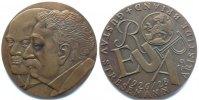 Bronzemedaille 1998 STRESEMANN und BRIAND von R. Heinsdorff Vorzüglich  65.27 £ 80,00 EUR  +  6.53 £ shipping