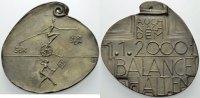 Weissmetall-Medaille 2000 Neues Jahr von P. G. Güttler Vorzüglich  65.27 £ 80,00 EUR  +  6.53 £ shipping