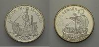AR 5 Ecu 1996 EUROPÄISCHE UNION SPANIEN: KASTILIANISCHE KOGGE Stempelgl... 28.56 £ 35,00 EUR  +  6.53 £ shipping