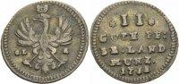 2 Gute Pfennig 1752 BRANDENBURG-BAYREUTH  Sehr schön  16.32 £ 20,00 EUR  +  6.53 £ shipping