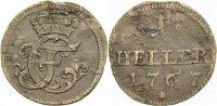 Heller 1767 BRANDENBURG-BAYREUTH  Sehr schön  12.74 £ 15,00 EUR  +  6.79 £ shipping