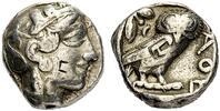 Tetradrachmon um 400 v. Chr.  GRIECHISCHE MÜNZEN ATHEN Sehr schön  550.76 £ 675,00 EUR  +  6.53 £ shipping